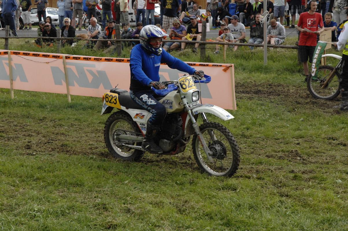 Horst Bauer (D), 1st Youngtimer/4T