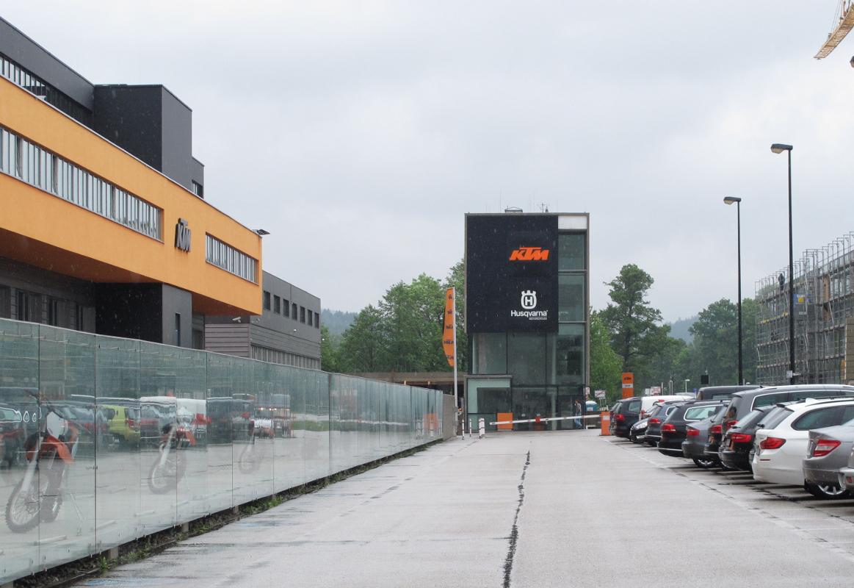 KTM HQ Mattighofen