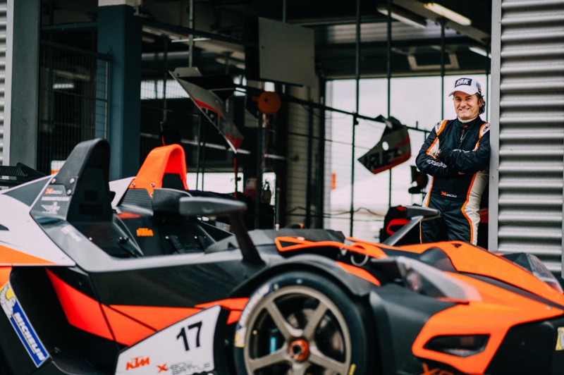 Hubert Trunkenpolz (KTM CSO) & X-BOW RR