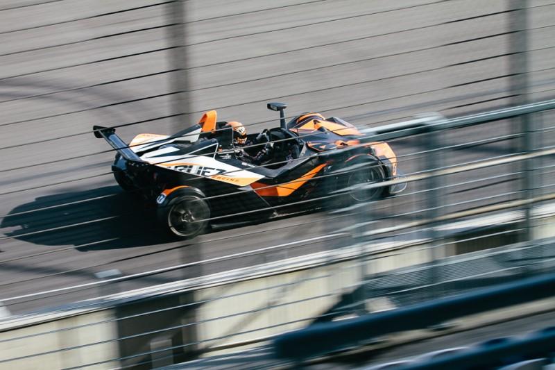 Hubert Trunkenpolz (KTM CSO) & X-BOW RR