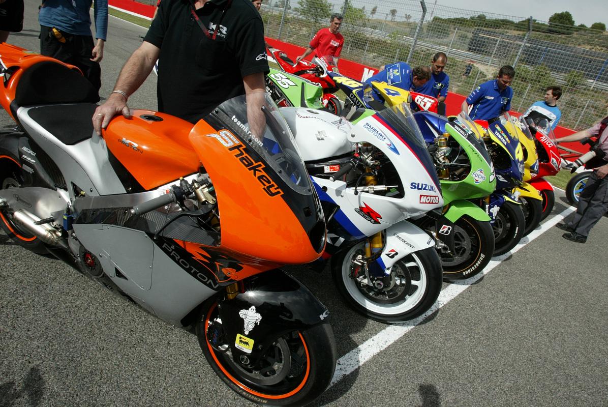 Jerez GP 2005