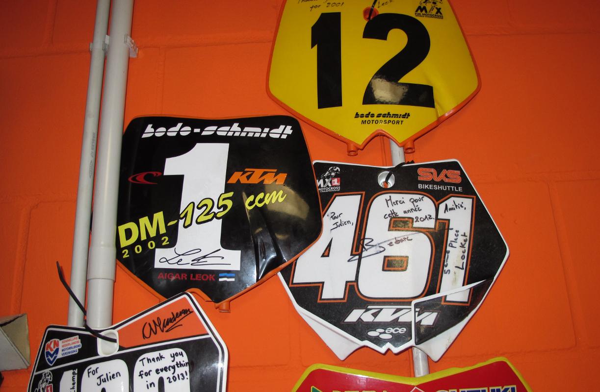 MX KTM Bodo Schmidt