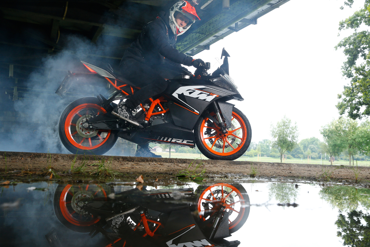 Rok Bagoros Ktm Stunts