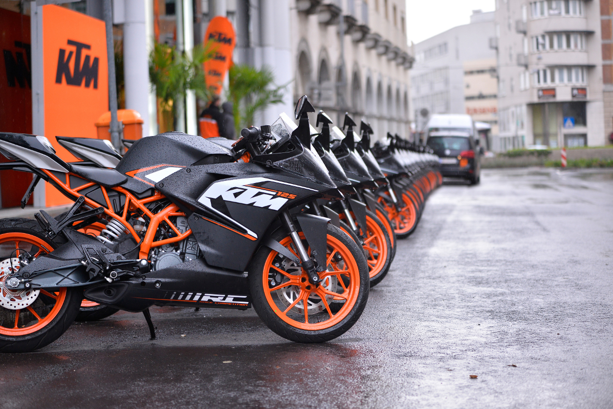 Ktm Rc Hd Wallpaper Download