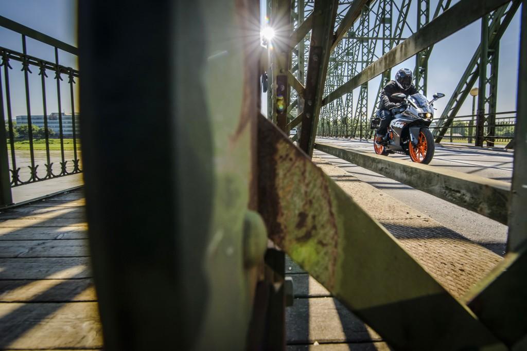 KTM RC 125 City © Sebas Romero