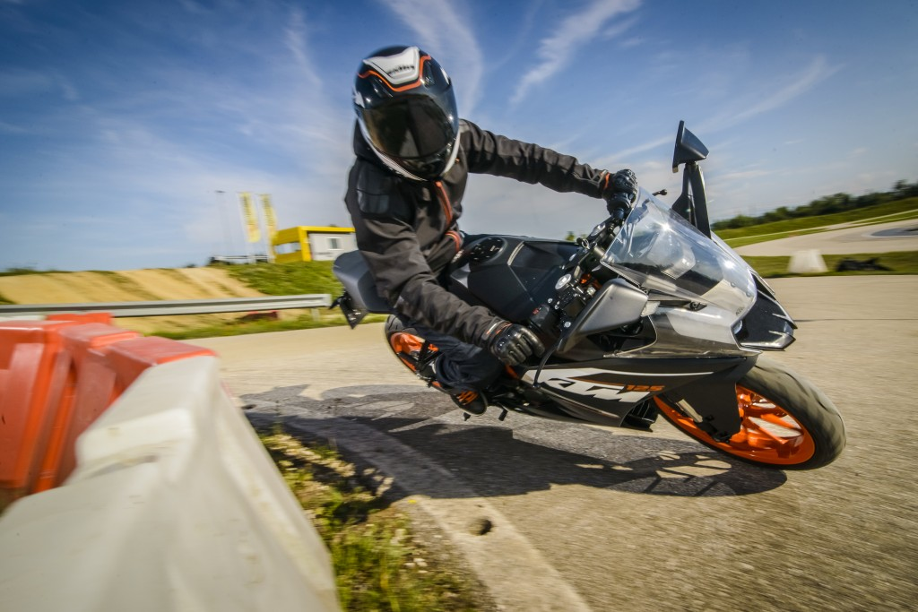 KTM RC 125 Race Track © Sebas Romero