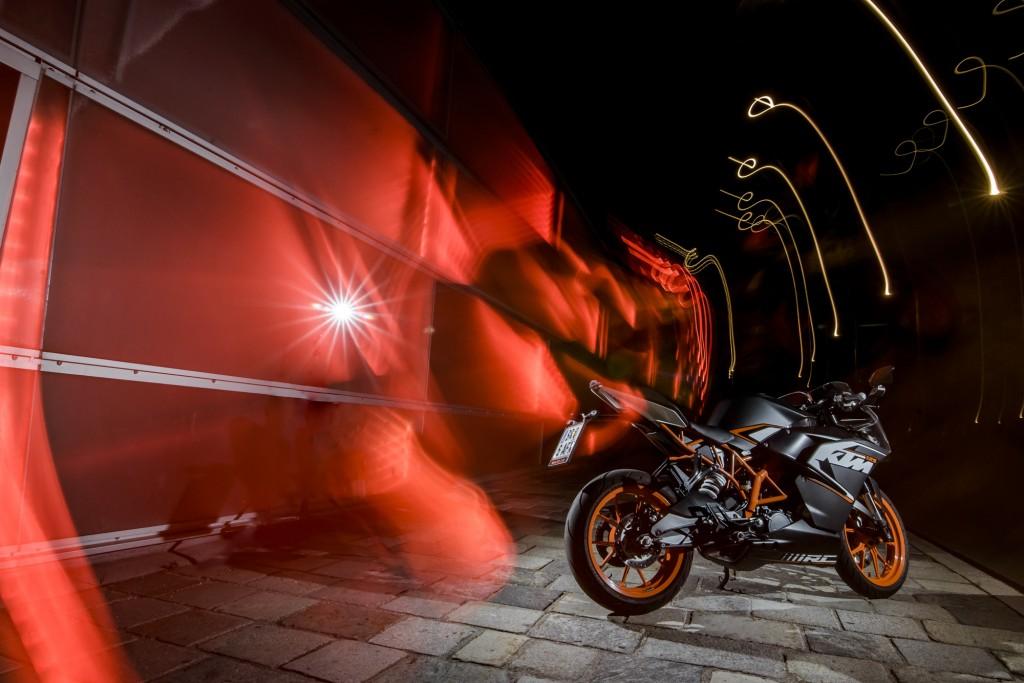 KTM RC 125 Static © Sebas Romero