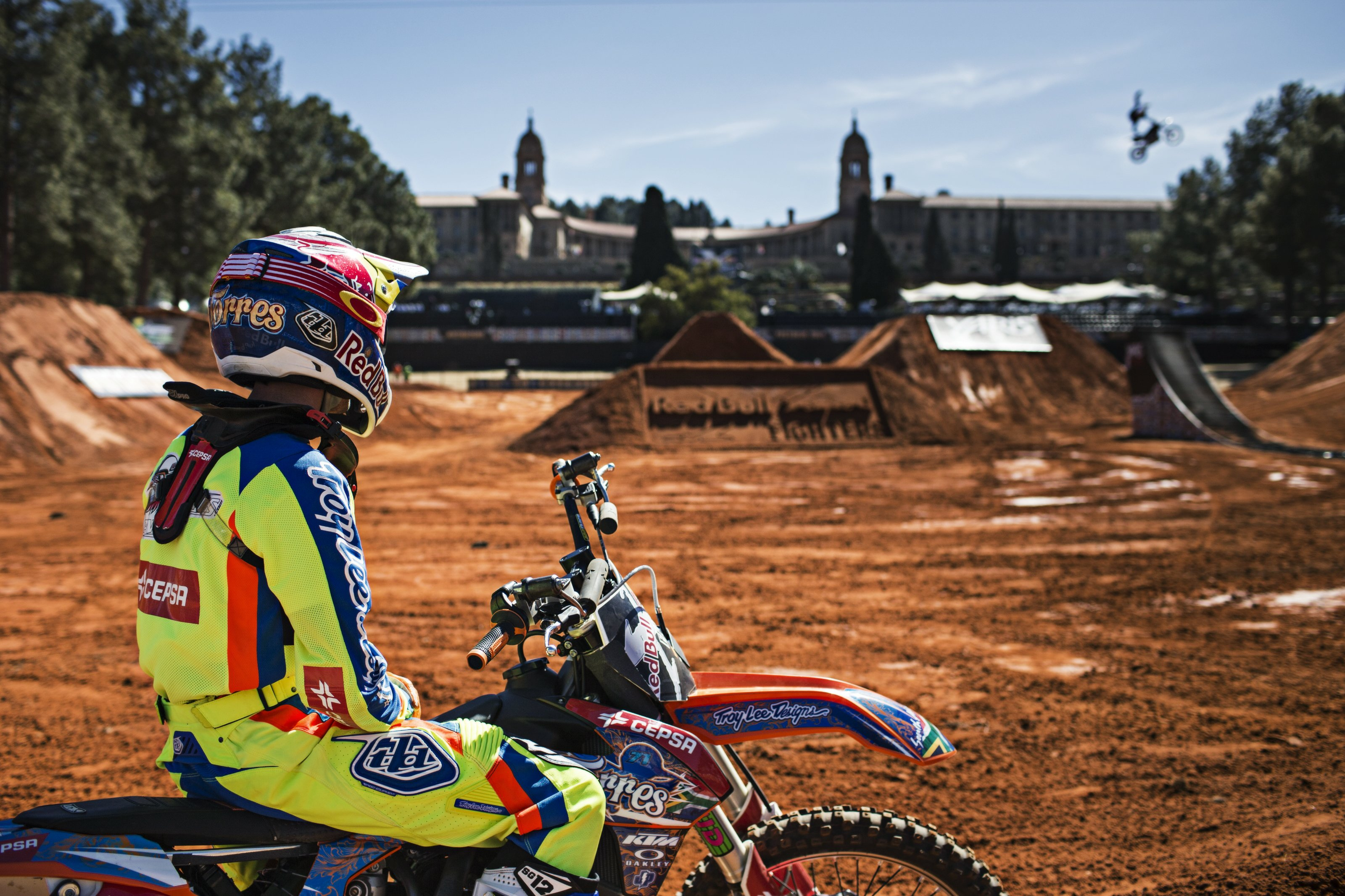 Dany Torres Red Bull X-Fighters Pretoria © Red Bull Content Pool