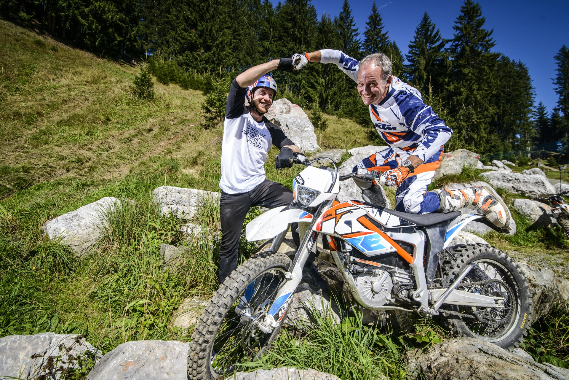 Three reasons to love the KTM FREERIDE E