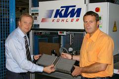 #inthisyear1984: Production start of KTM radiators