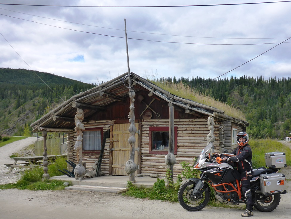 17 Log Cabin