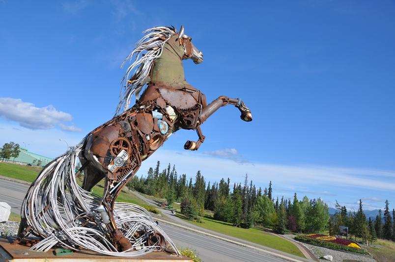 18A White Horse