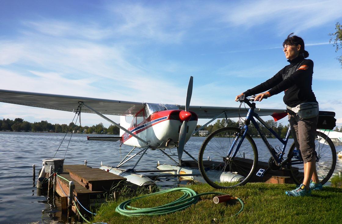 30 Anchorage per Fahrrad