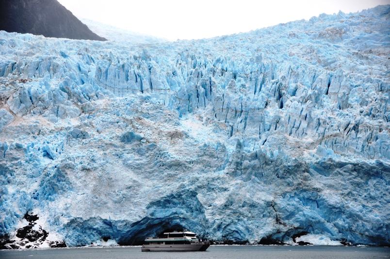 37 Gletscher aus dem Schiff