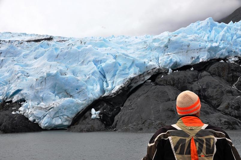 38 Gletscher ins Meer