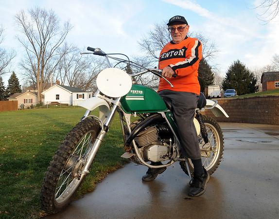 Penton motorcyles 5-M