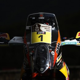 Dakar + KTM = 13 (+1)?