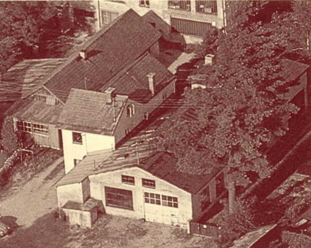 Trunkenpolz workshop 1938 / Trunkenpolz Werkstatt  1938