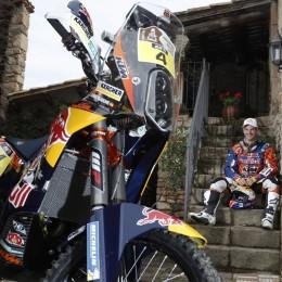Jordi Viladoms talks about his Dakar 2015 race preparation