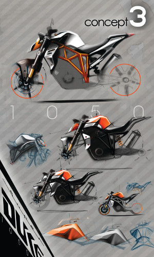 1290 SUPER DUKE R concept 3