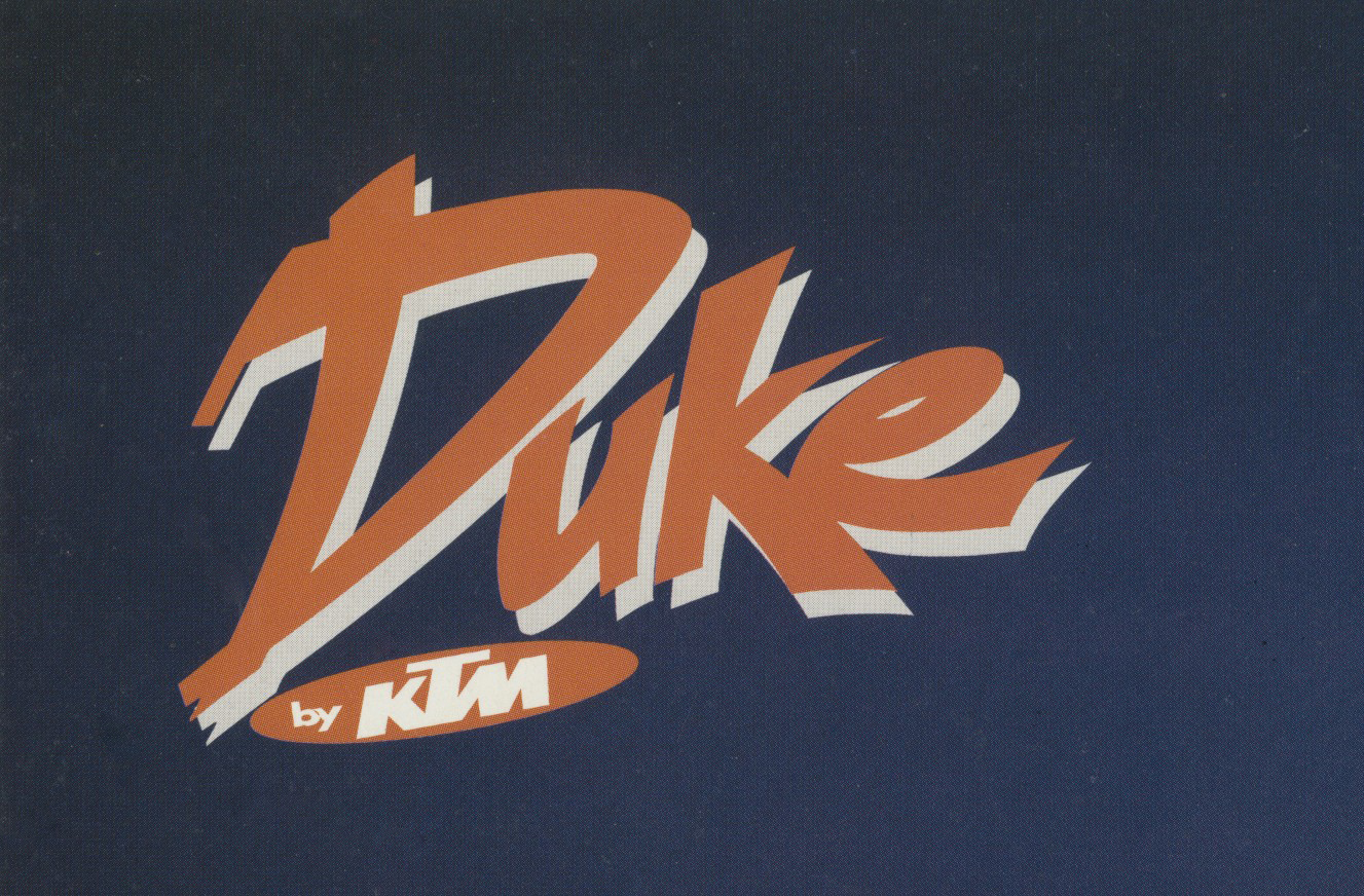 KTM DUKE – Just DUKE it!