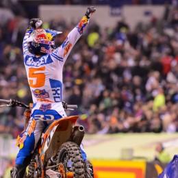 Engagement im Supercross: Warum KTM indoor siegen musste