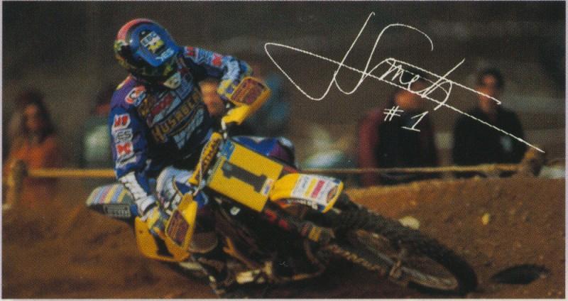 Joël Smets Husaberg 1997