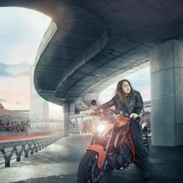 Interview with comedian and KTM Fan Ross Noble