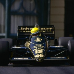 Heroes: Ayrton Senna