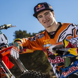 Dressed for success: MX2 star Jeffrey Herlings' kit