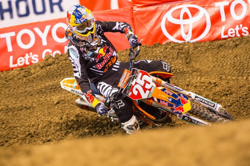 Musquin KTM 250 SX-F Factory Edition Indianapolis 2015