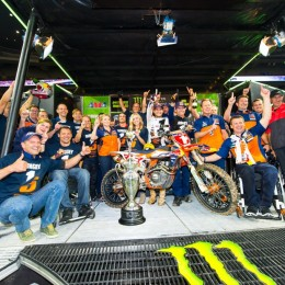 Red Bull KTM Factory Racing Team Houston 2015