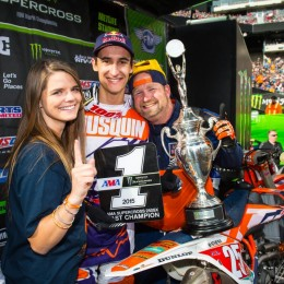 Musquin KTM 250 SX-F Factory Edition East Rutherford 2015