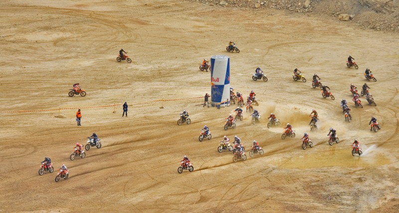 Red Bull Hare Scramble 2005