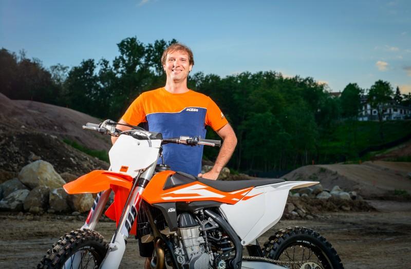 Michael Edlinger & KTM SX MY16