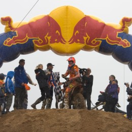 David Knight Red Bull Hare Srcamble 2005