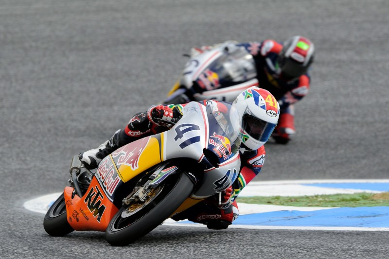 Brad Binder Estoril 2011