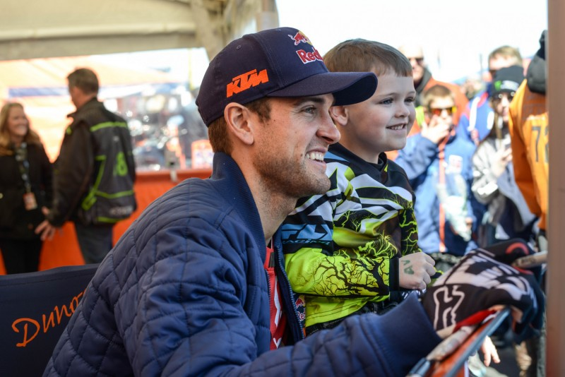 Ryan Dungey East Rutherford 2015