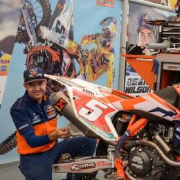 Carlos Rivera & Ryan Dungey´s KTM 450 SX-F Factory Edition