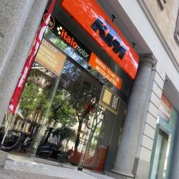 KTM Shop Avinguda Diagonal Barcelona