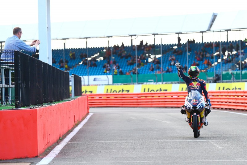 Jorge Martín Silverstone 2014
