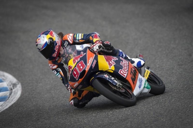 Karel Hanika KTM RC 250 GP Jerez 2015