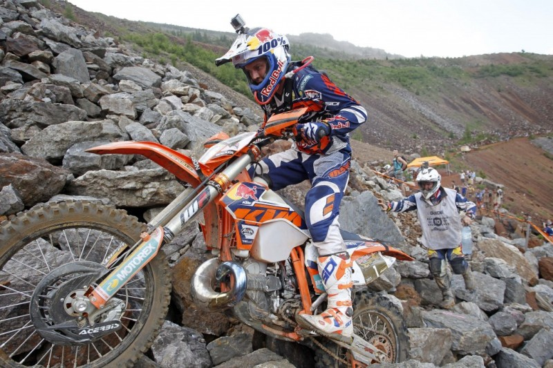 Jonny Walker & Julian Stevens Erzbergrodeo 2015