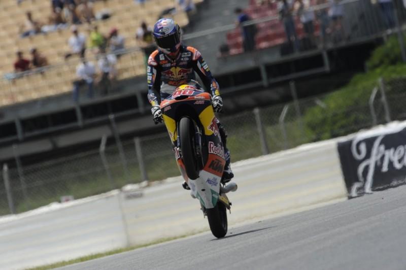 Karel Hanika KTM RC 250 GP Barcelona 2015