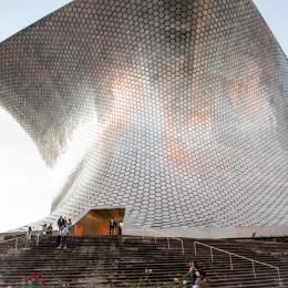 Museo Soumaya en Mexico-City