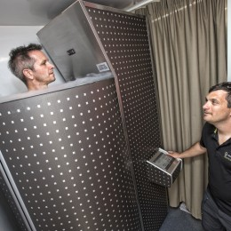 Ice Cold: Cryotherapy comes to MXGP