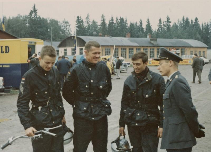 Heino Büde Schweden 1966