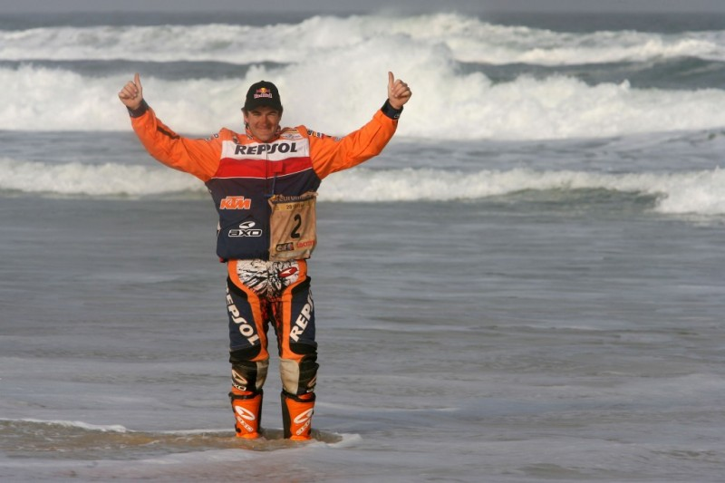 Marc Coma Dakar 2006
