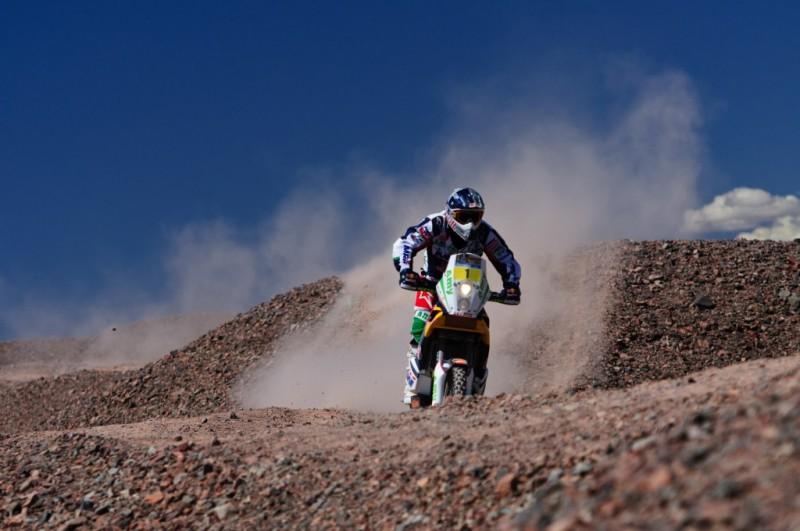 Marc Coma Rally Dakar 2011
