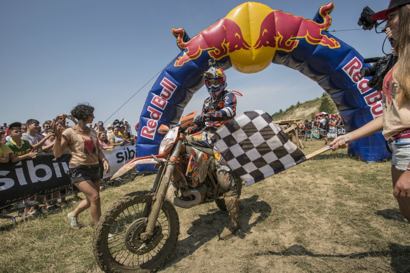 Jonny Walker KTM 300 EXC Red Bull Romaniacs 2015